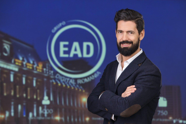Bruno Amaro, Country Manager  EAD Digital România