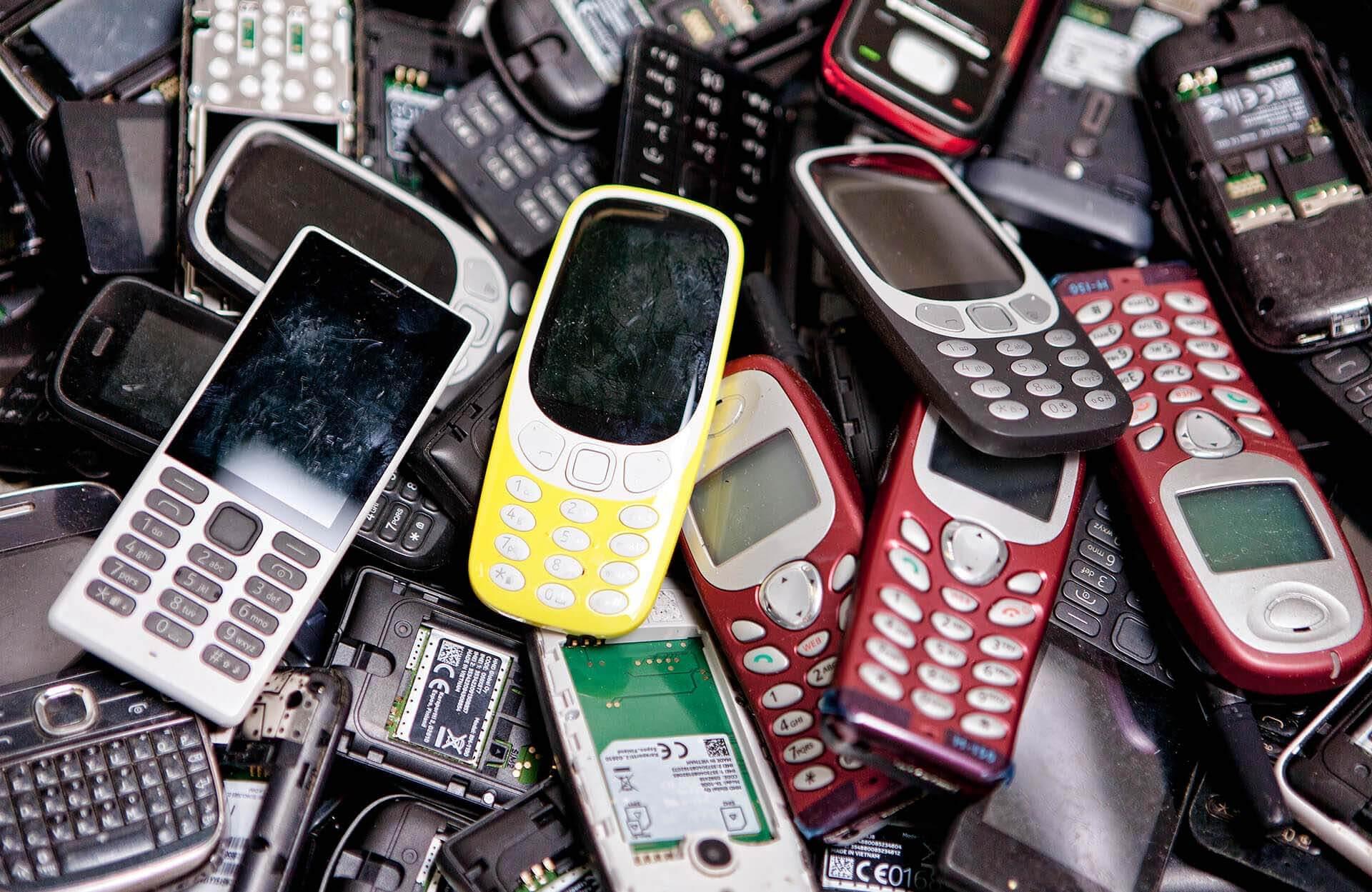 deșeuri electronice