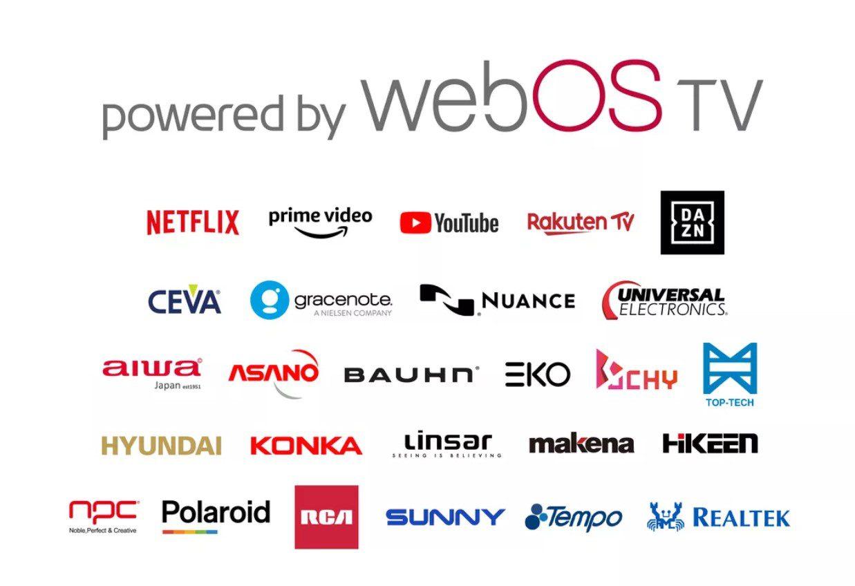 parteneri lg webos tv