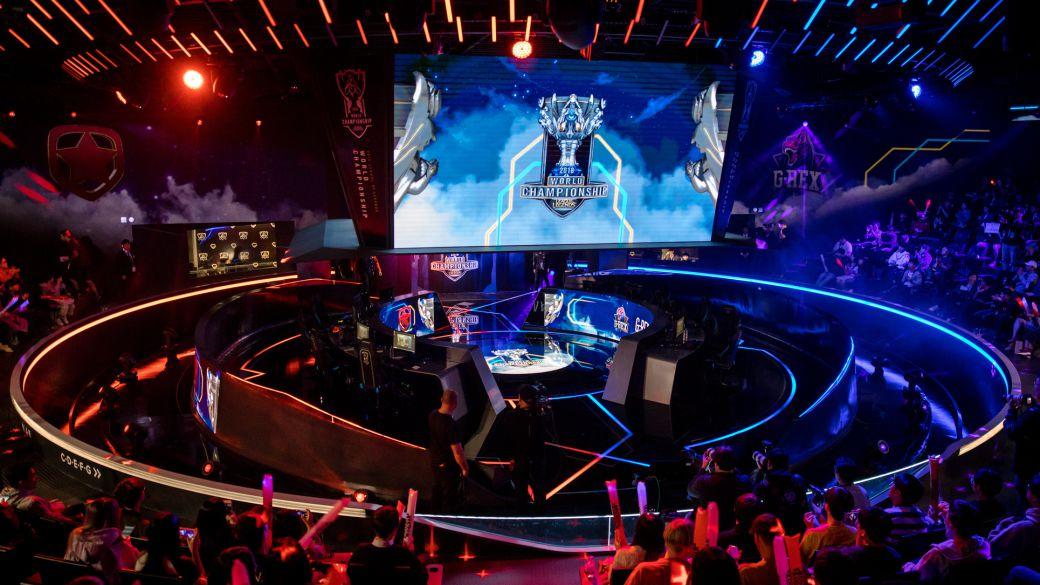 League of Legends Championship 2021