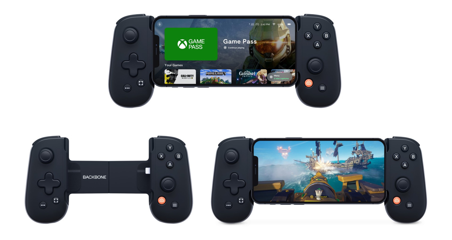 controller Xbox Cloud Gaming