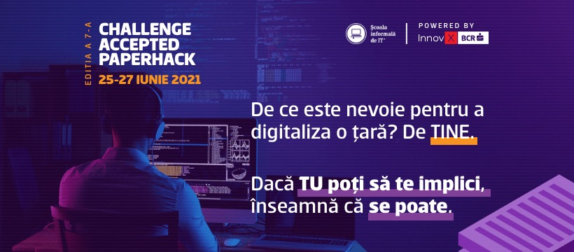 Challenge Accepted Hackathon