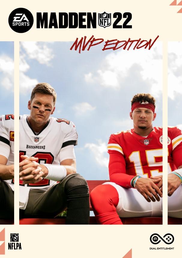coperta Madden NFL 22