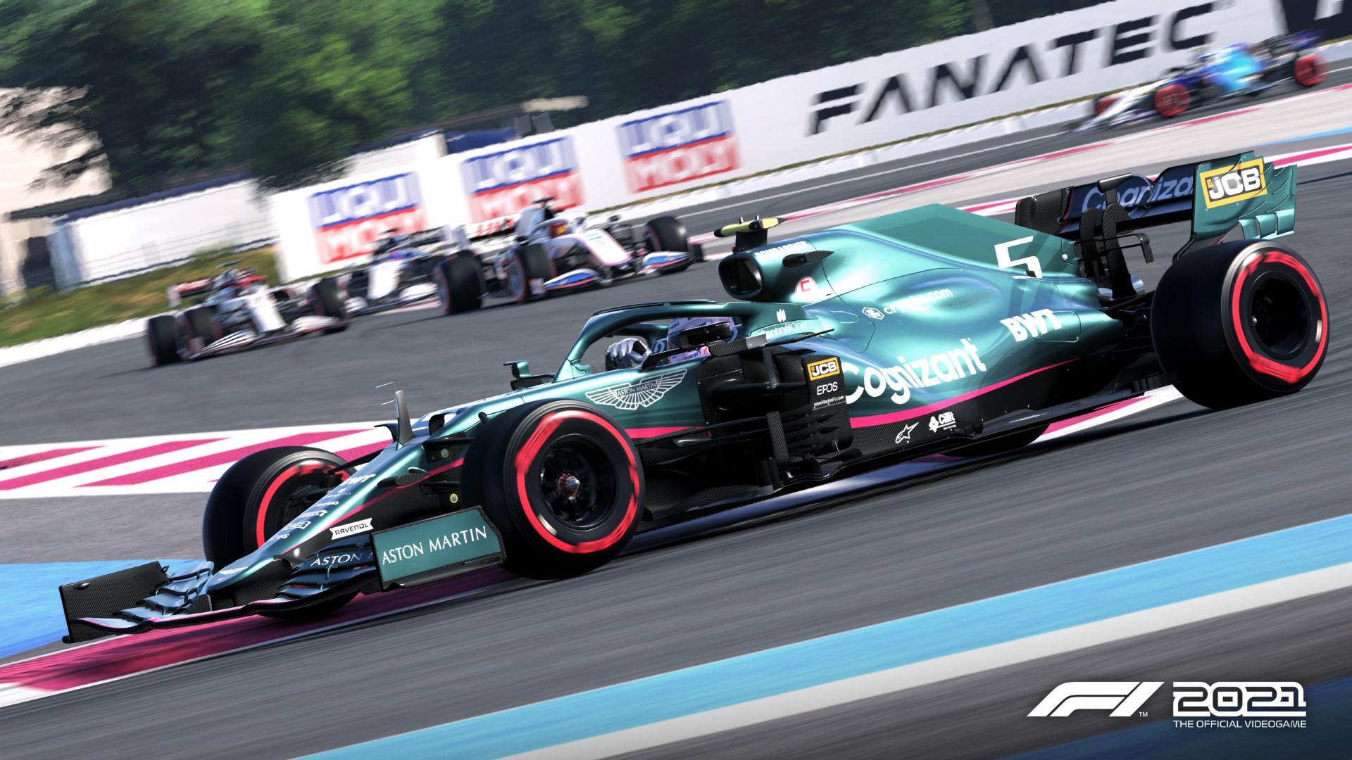 F1 2021 Xbox PS