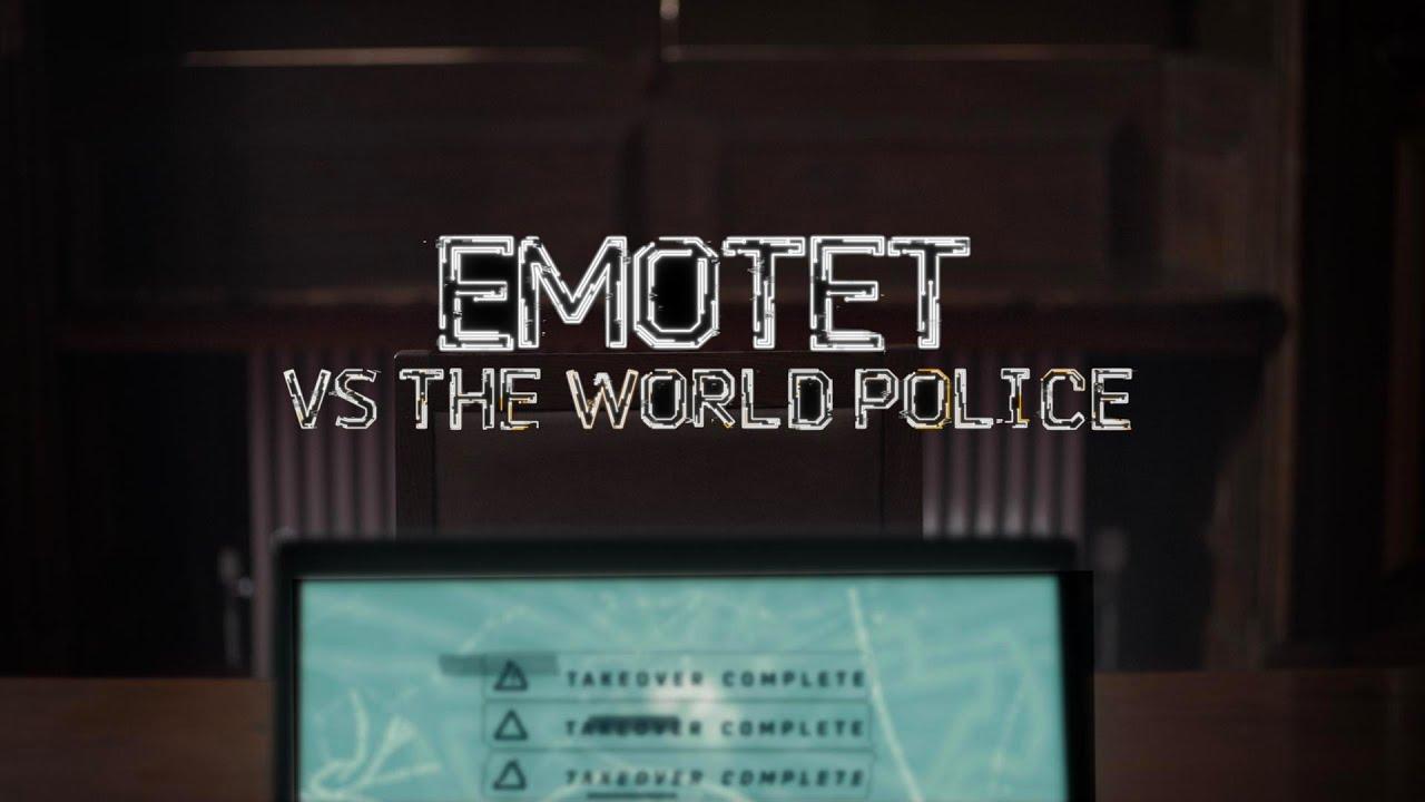Taking down Emotet