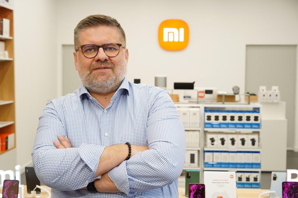 Andrzej Gladki deschidere Xiaomi Sun Plaza
