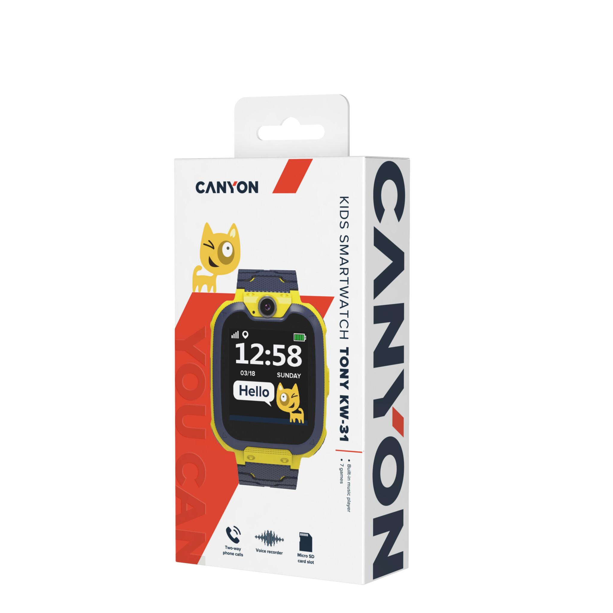 Canyon Tony KW-31