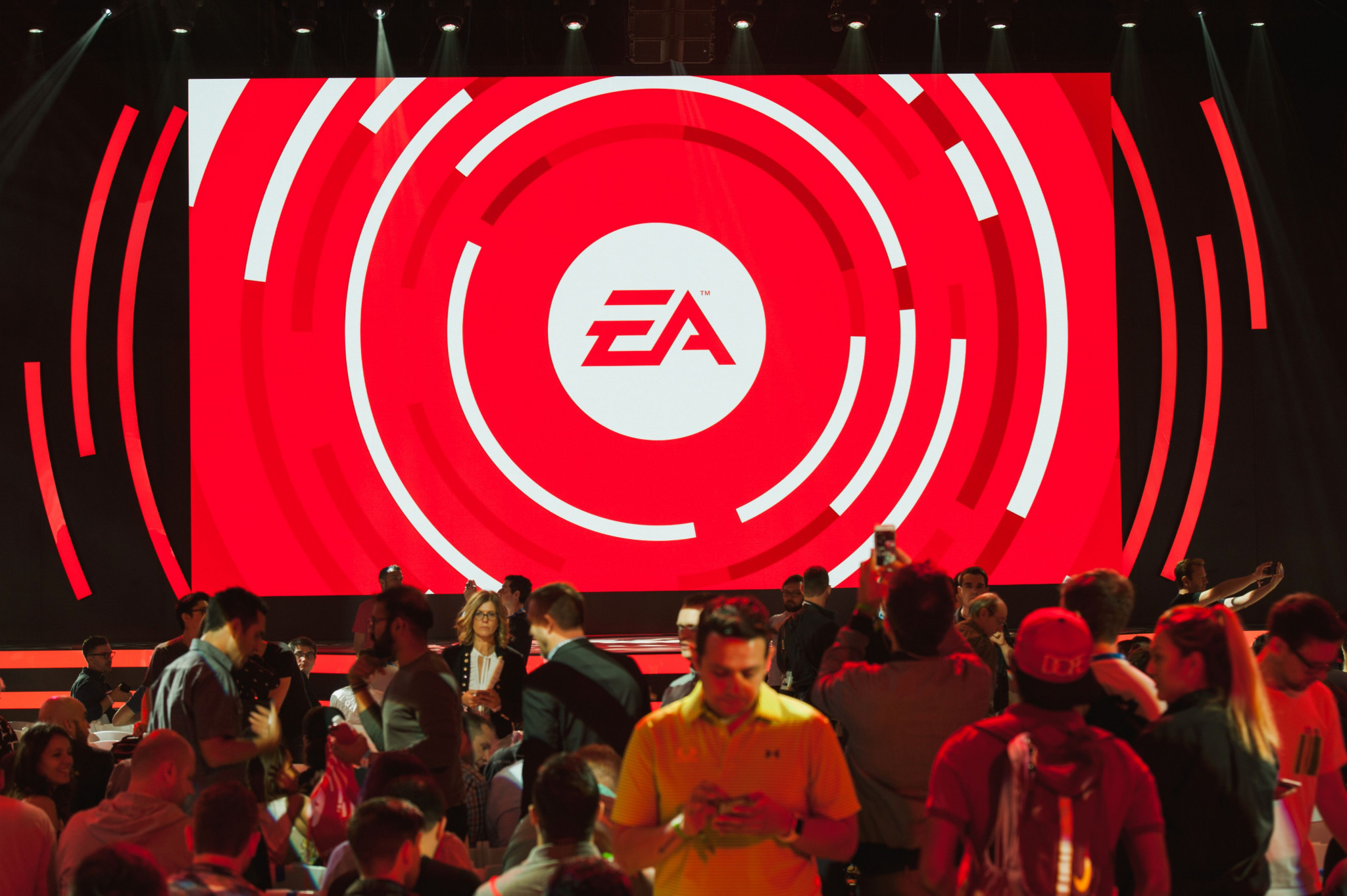 Electronic Arts Angajamentul Brevetelor.
