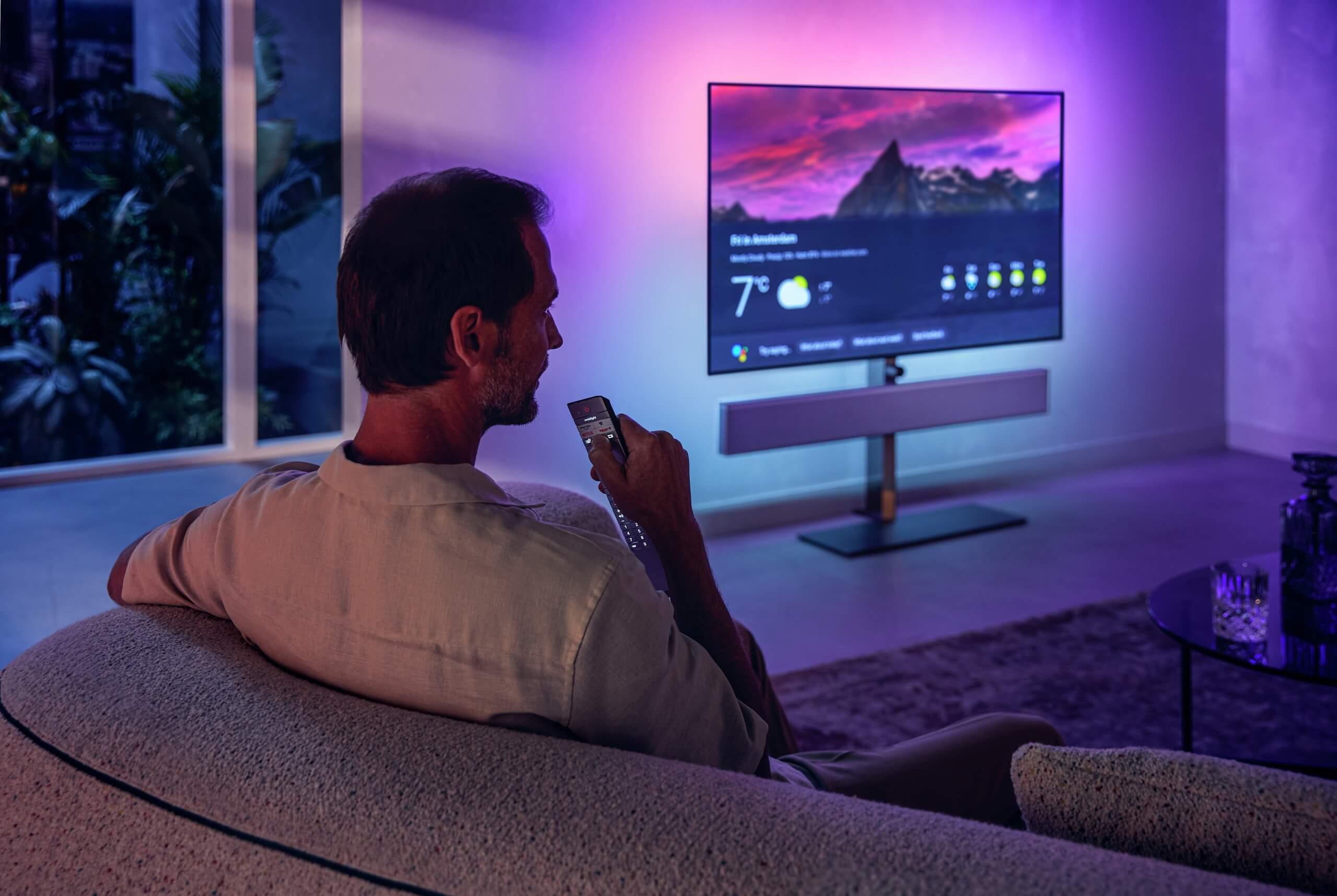 Philips televizoare OLED