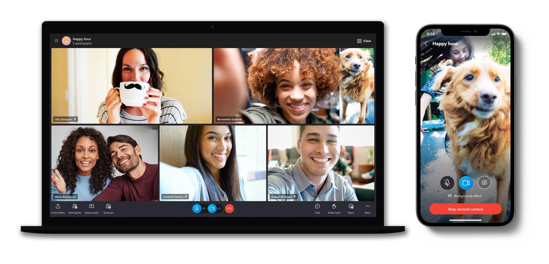actualizări skype