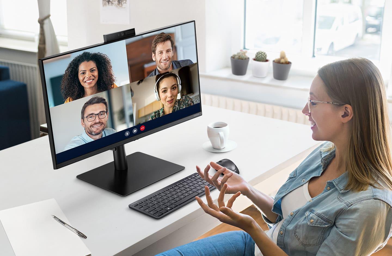 Samsung Webcam Monitor